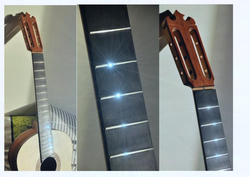 Construire sa guitare ... et plus si affinités avec le travail du bois - Page 2 Touche10