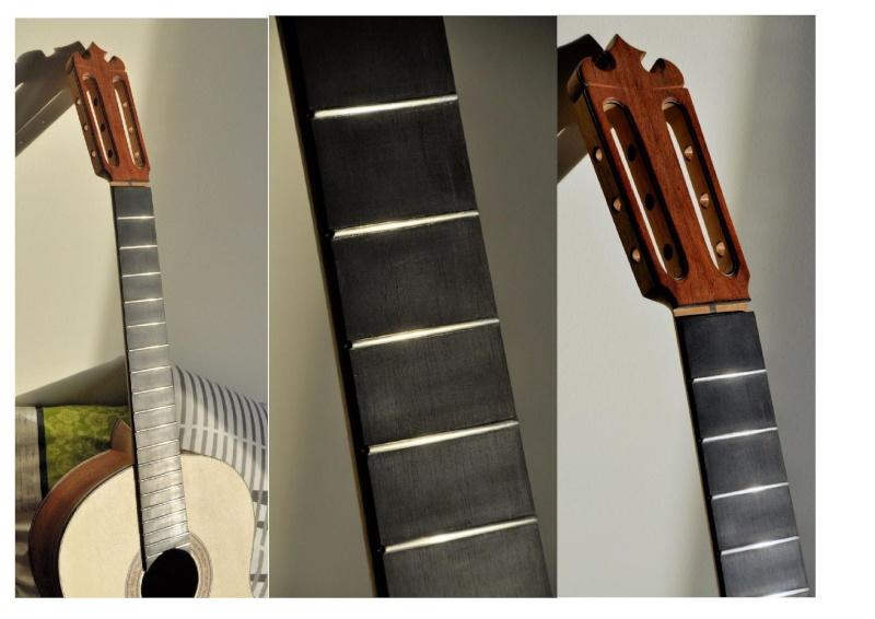 Construire sa guitare ... et plus si affinités avec le travail du bois - Page 2 Touche11