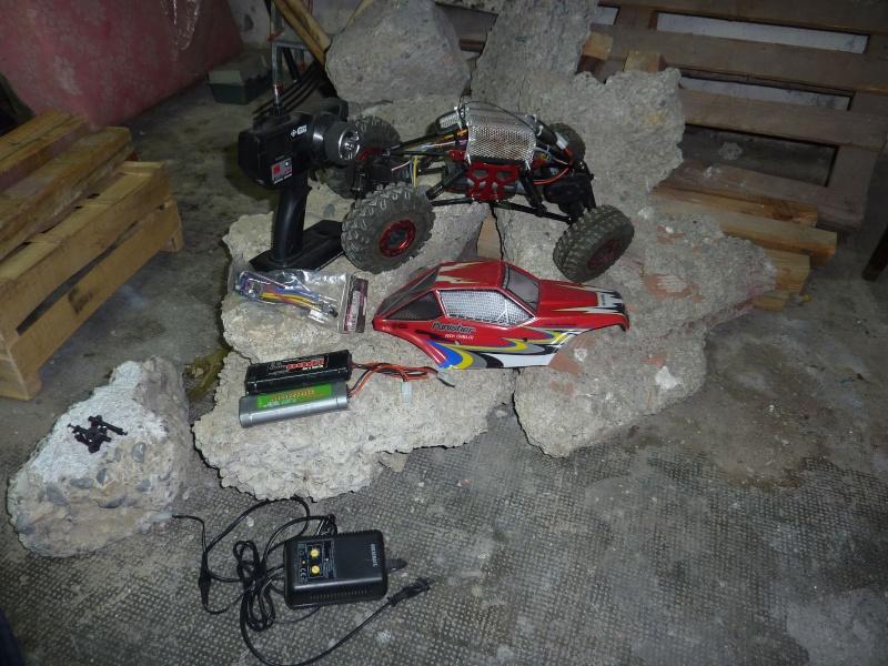 HG P601 6x6 et HG P402 4x4 RTR pour Guigui _57610
