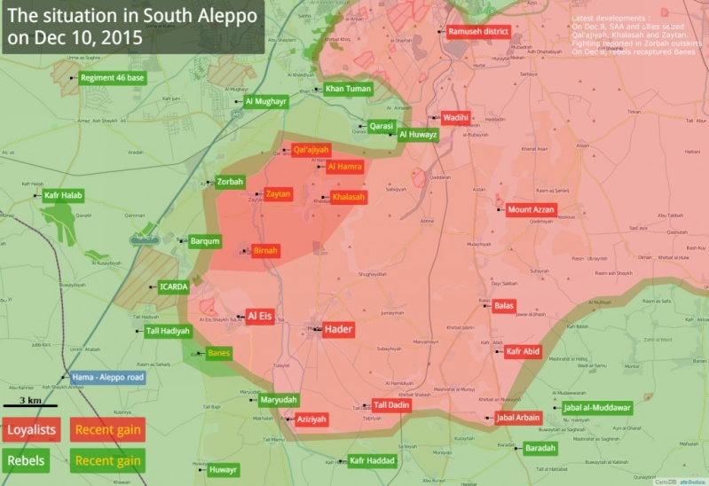 Syrian Civil War: News #4 - Page 36 South-10