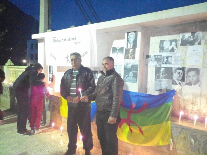 La population d'Aokas rend hommage à feu Hocine Ait Ahmed - Page 3 139