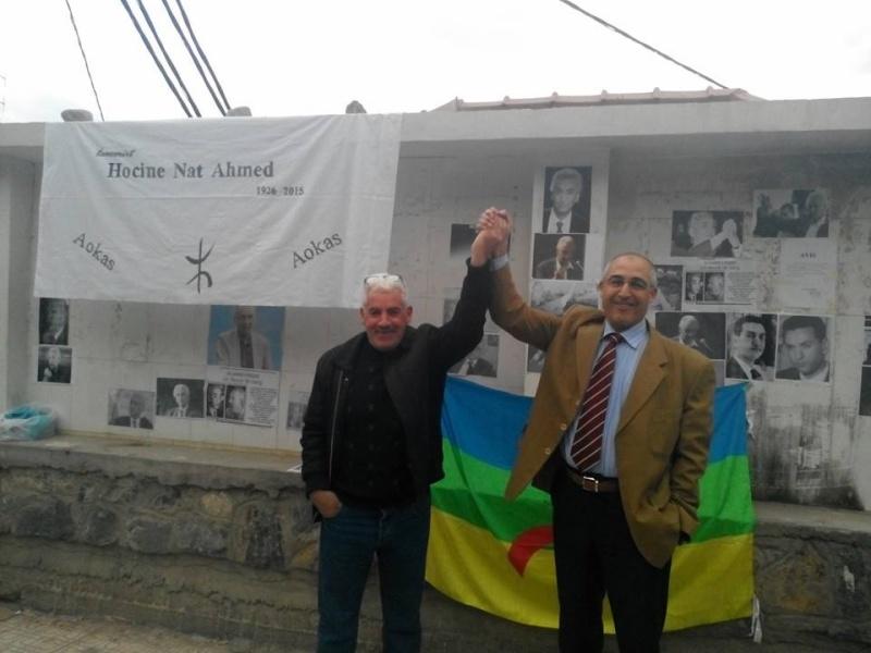 La population d'Aokas rend hommage à feu Hocine Ait Ahmed - Page 3 142