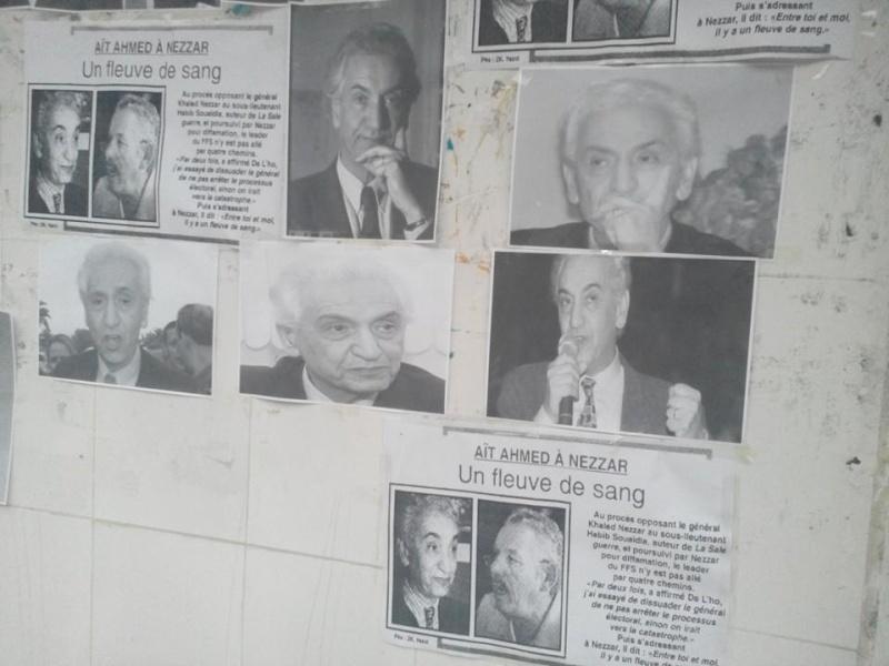 La population d'Aokas rend hommage à feu Hocine Ait Ahmed - Page 3 144