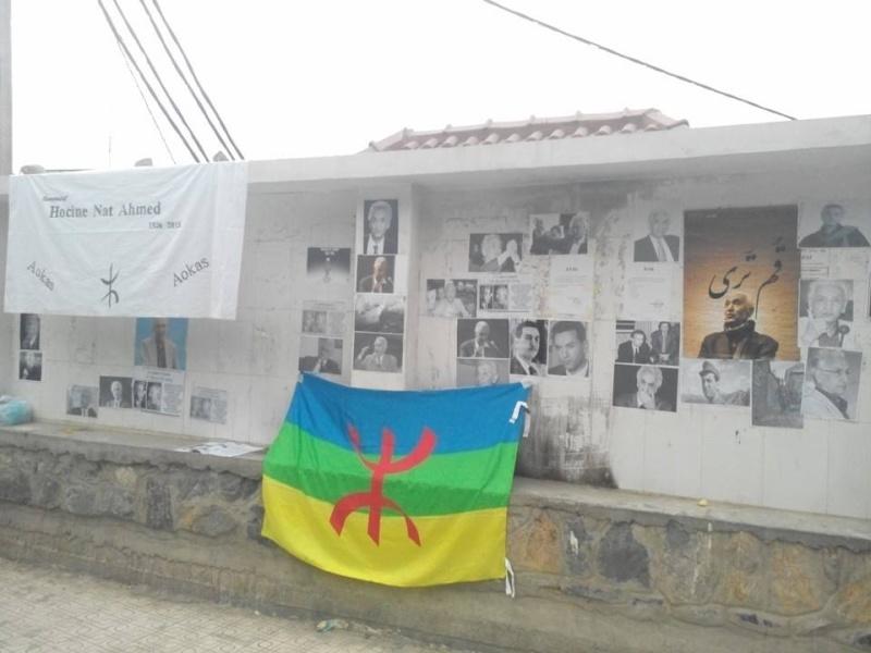 La population d'Aokas rend hommage à feu Hocine Ait Ahmed - Page 3 146