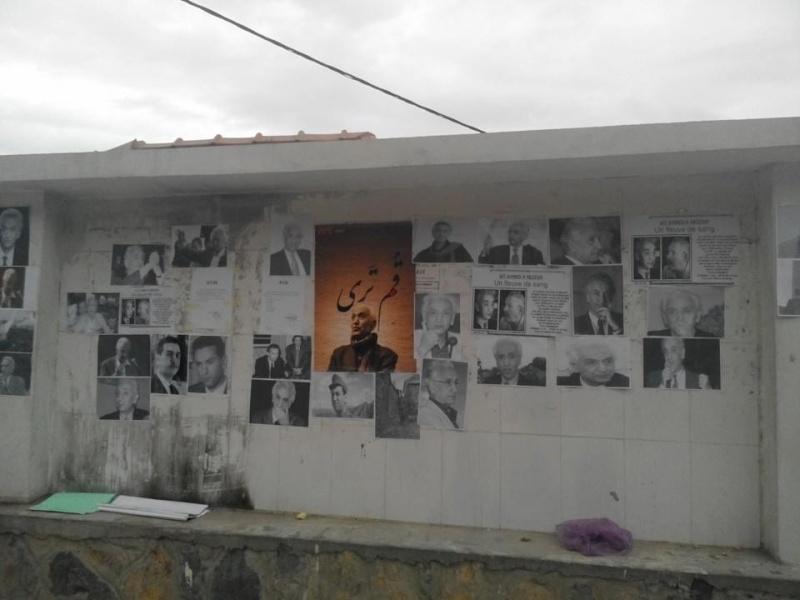 La population d'Aokas rend hommage à feu Hocine Ait Ahmed - Page 3 148
