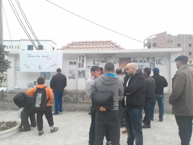 La population d'Aokas rend hommage à feu Hocine Ait Ahmed - Page 3 150