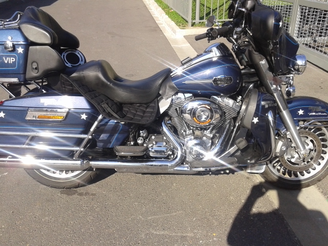 Road King ou Héritage  20141010