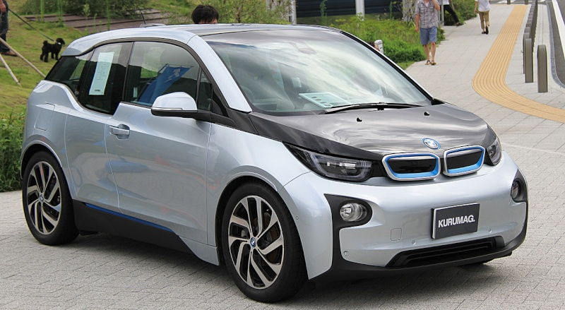 Electric BMW Bmw_i310