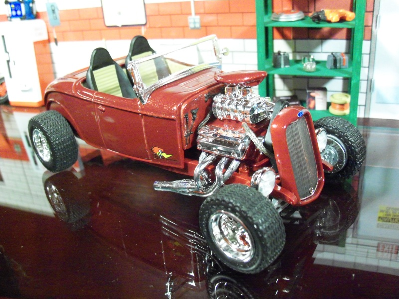 1932  Ford Roadster  Hot Rod 101_0026