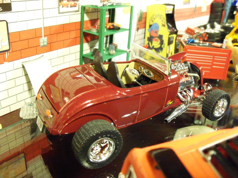 1932  Ford Roadster  Hot Rod 101_0027