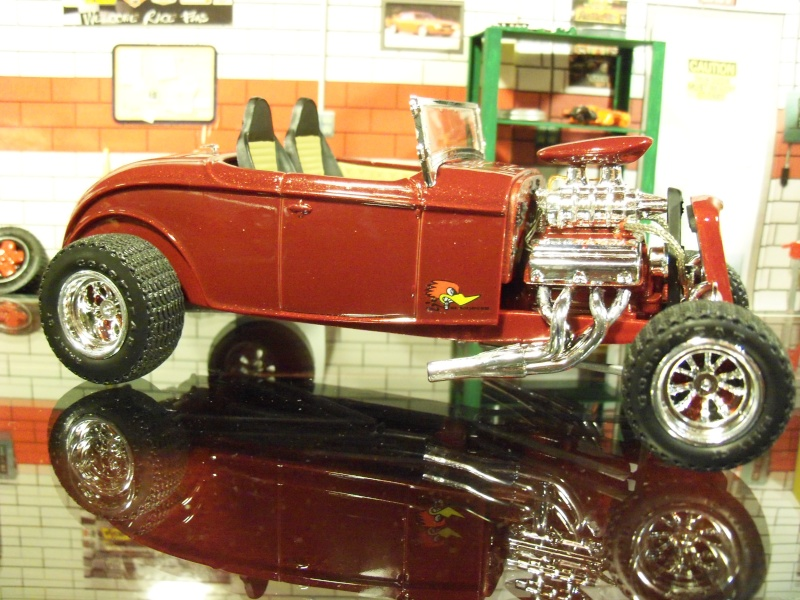 1932  Ford Roadster  Hot Rod 101_0030