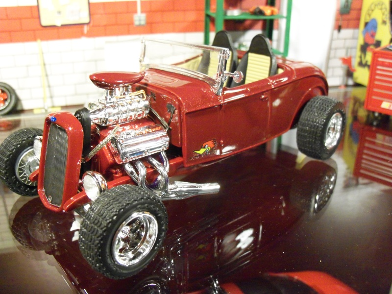 1932  Ford Roadster  Hot Rod 101_0031