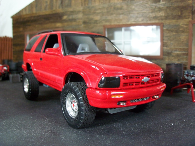 1995  Chevy Blazer  ZR2 101_0514