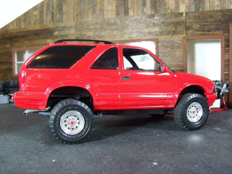 1995  Chevy Blazer  ZR2 101_0515