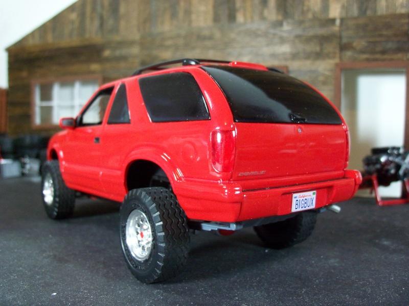 1995  Chevy Blazer  ZR2 101_0516