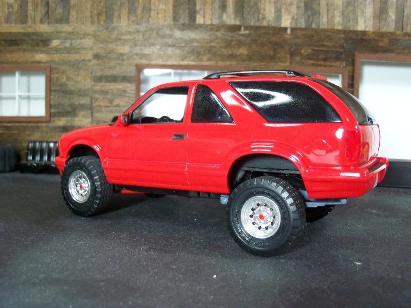 1995  Chevy Blazer  ZR2 101_0517