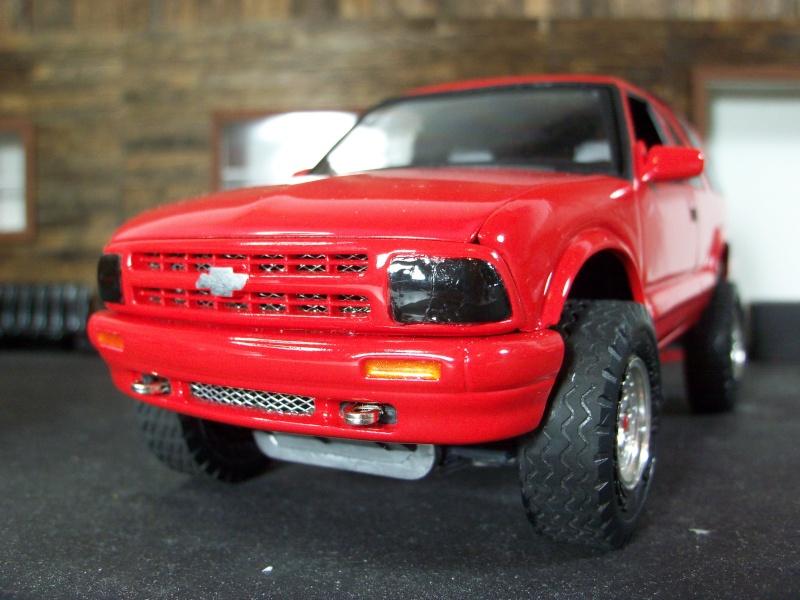 1995  Chevy Blazer  ZR2 101_0519