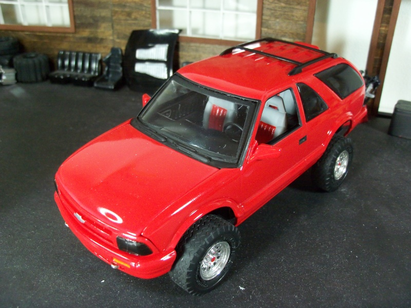 1995  Chevy Blazer  ZR2 101_0520
