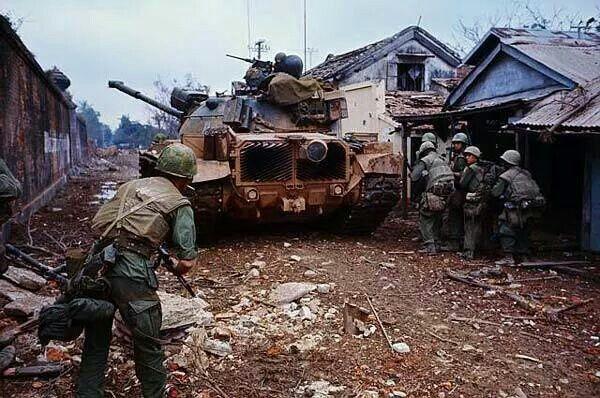 Le M-48 Patton (blindé du V-N) 5949c310