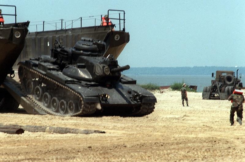 Le M-48 Patton (blindé du V-N) M60a2-11