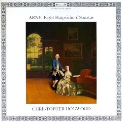 Anthologies et récitals de clavecin Arne_s10