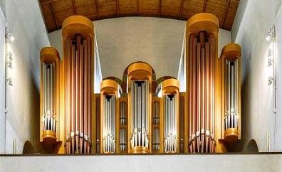 Mendelssohn, Schumann, Brahms et l'orgue romantique allemand Cologn10