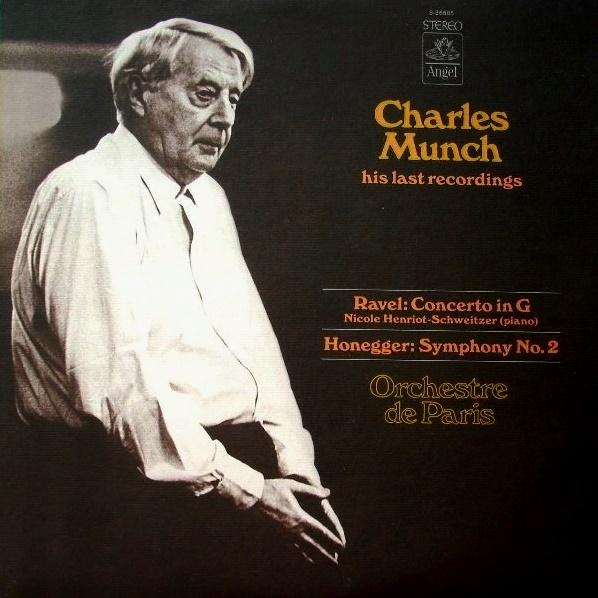 Ravel - Les 2 concertos - Page 2 Honegg10