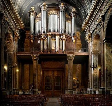 Mendelssohn, Schumann, Brahms et l'orgue romantique allemand Toulou11