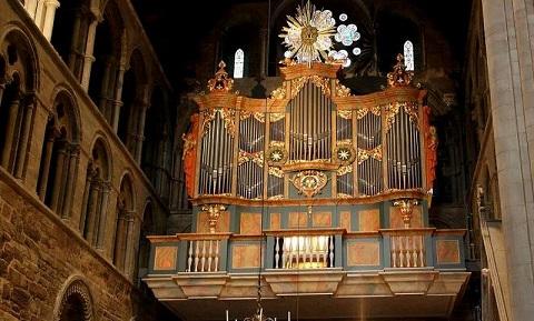 Les orgues (instrumentS) - Page 5 Trondh11