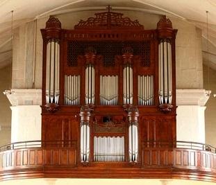Mendelssohn, Schumann, Brahms et l'orgue romantique allemand Wische10