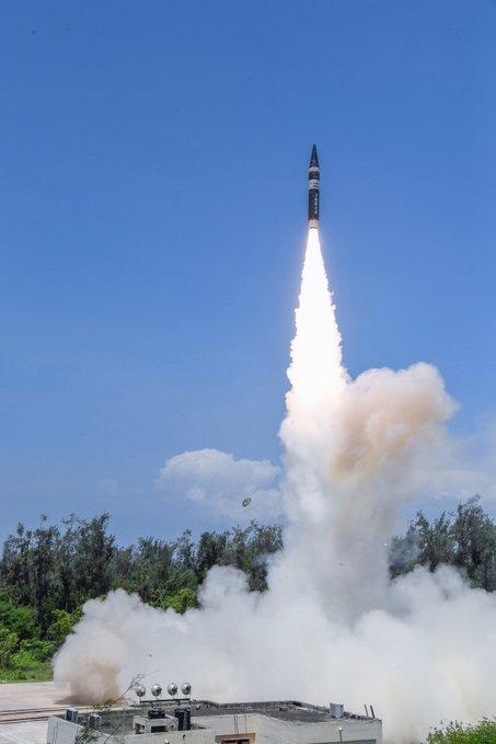 Indian Ballistic Missile Defence Programme Agni_p11