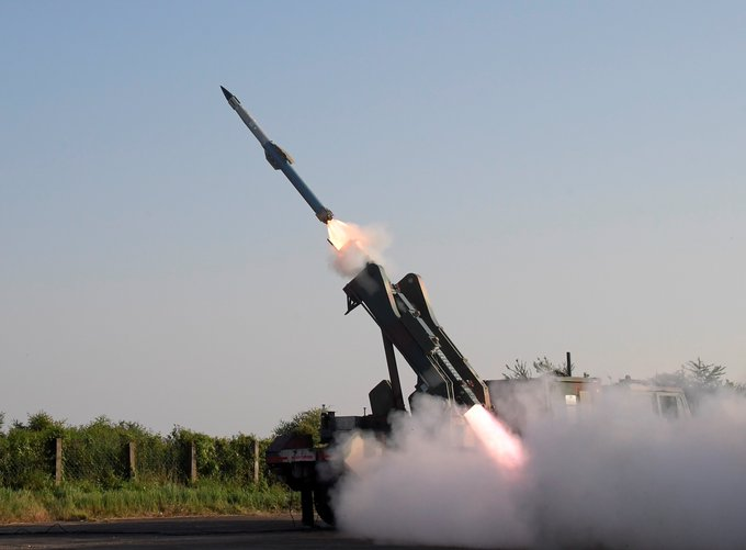 Indian Military SAM Systems - Page 4 Qrsam110
