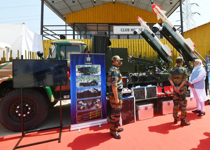 Indian Army (IA): Equipment and News - Page 8 Sam11