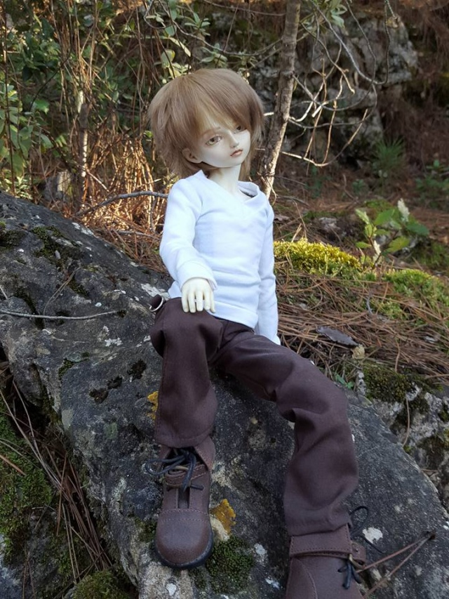 [cp msd chiwoo]Myrddin Wyllt; la jeunesse de Merlin... 12494810