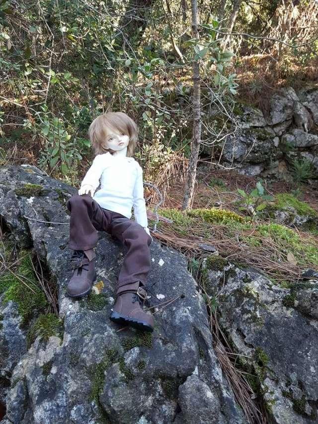 [cp msd chiwoo]Myrddin Wyllt; la jeunesse de Merlin... 12548810