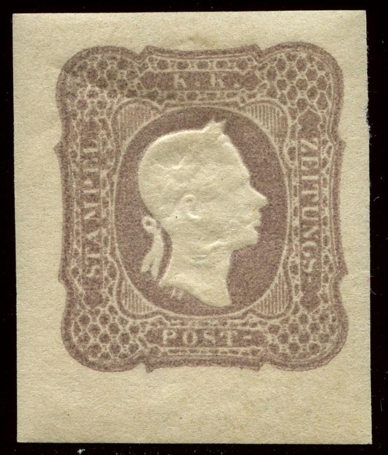 DIE ZEITUNGSMARKEN AUSGABE DES JAHRES 1861 1887_g10