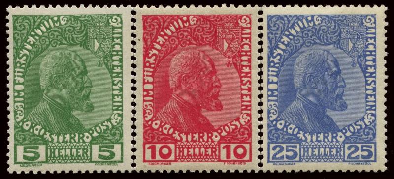 Liechtenstein - Liechtenstein ab Mi. Nr. 1  1y__2y10