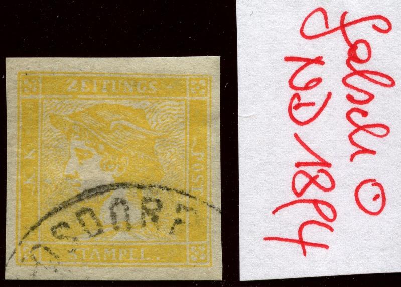 DIE ZEITUNGSMARKEN AUSGABE 1851 Nd_18910