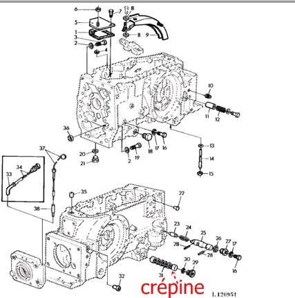 Pompe hydraulique 2650_111