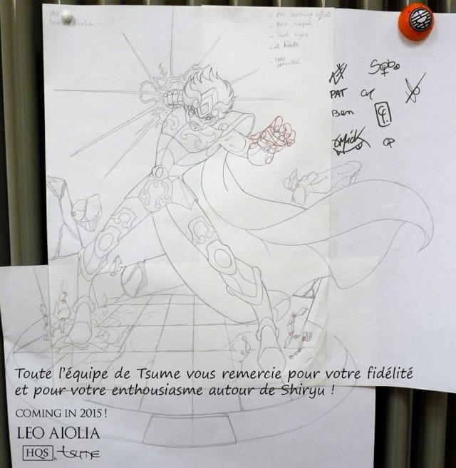 Tsume: Leo Aiolia 12244011