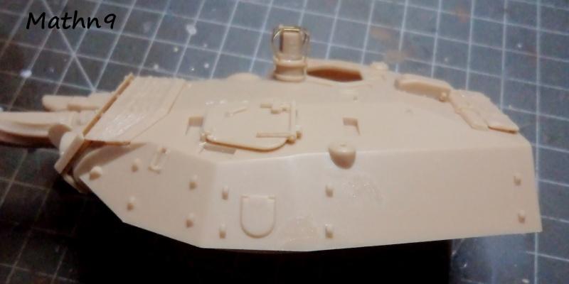 AMX 10RCR [Tiger model 1/35] + Ajouts Blast Model -Terminé- Dsc03526