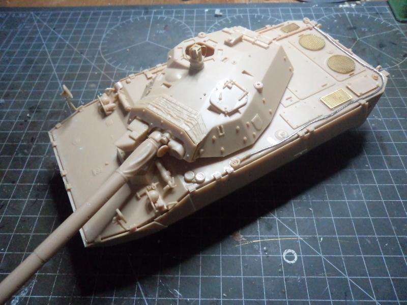AMX 10RCR [Tiger model 1/35] + Ajouts Blast Model -Terminé- Dsc03527