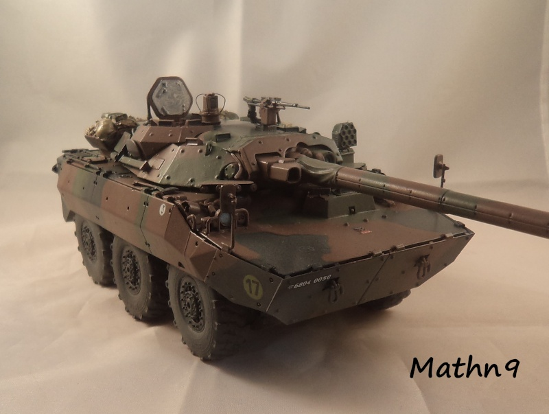 AMX 10RCR [Tiger model 1/35] + Ajouts Blast Model -Terminé- Dsc03613