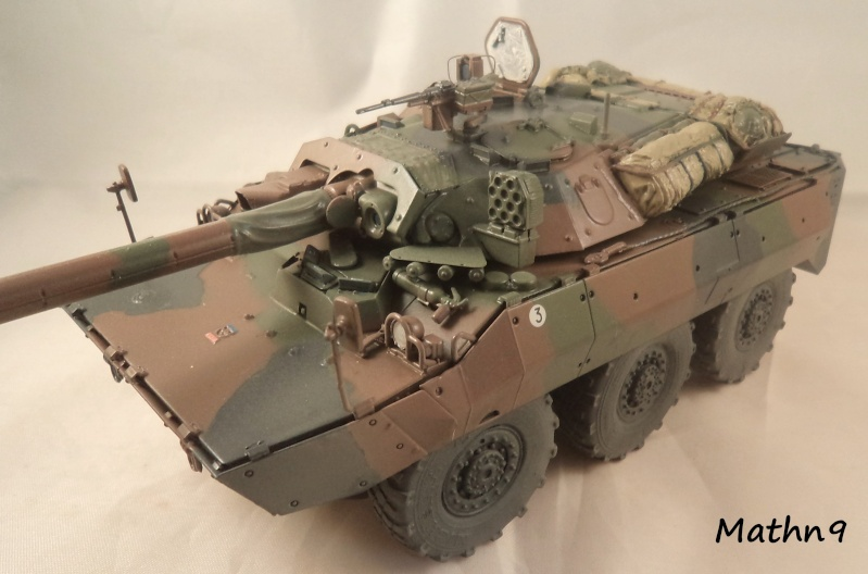 AMX 10RCR [Tiger model 1/35] + Ajouts Blast Model -Terminé- Dsc03616