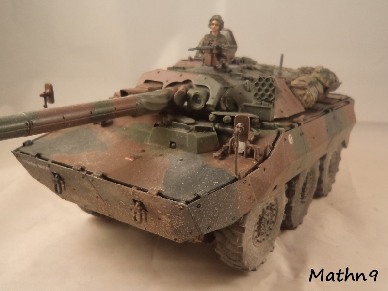 AMX 10RCR [Tiger model 1/35] + Ajouts Blast Model -Terminé- Dsc03623