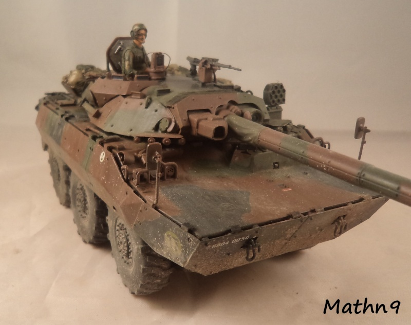 AMX 10RCR [Tiger model 1/35] + Ajouts Blast Model -Terminé- Dsc03625