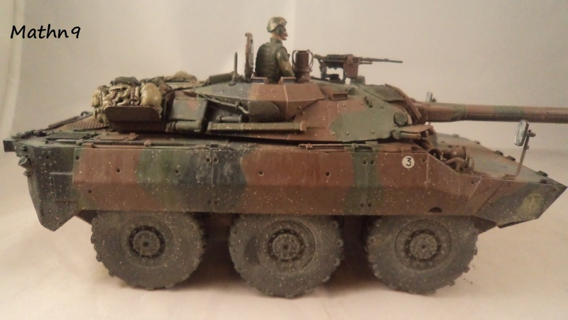 AMX 10RCR [Tiger model 1/35] + Ajouts Blast Model -Terminé- Dsc03626