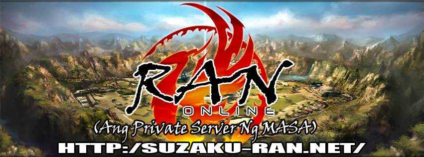 Ang RAN Private Server Ng MASA