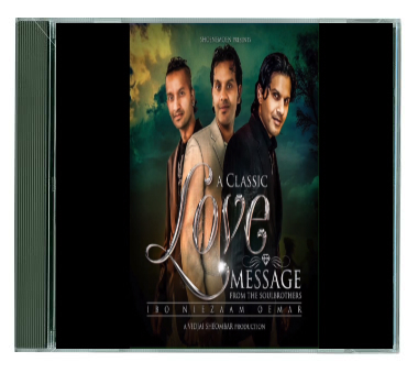 A Classic Love Message From The Soul Brothers (December 2015) Cd_fro10