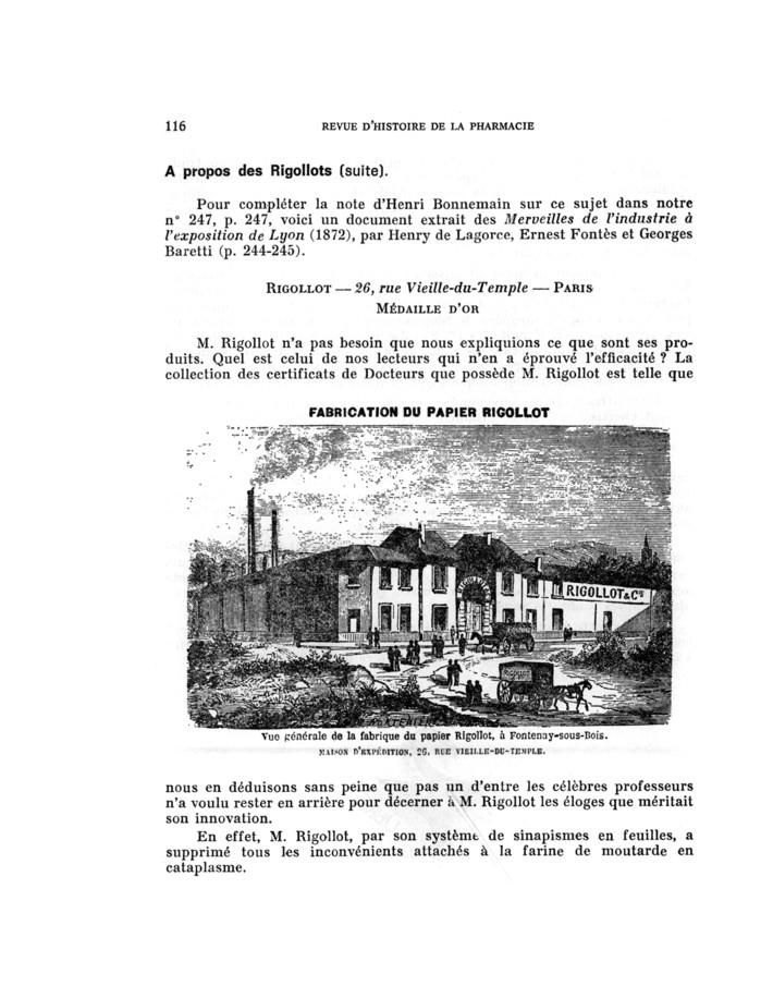 Les quartiers du Sinapisme, des Jarretelles et du service à boire Pharm_10